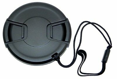 Genuine Marumi Snap-On Lens Cap With Keeper  49/62/67/82 mm EU STOCK