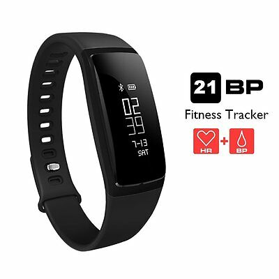 Fitness Tracker Aupalla 21Bp È Uno Smart Band E Un Activity Tracker Che Può Tene