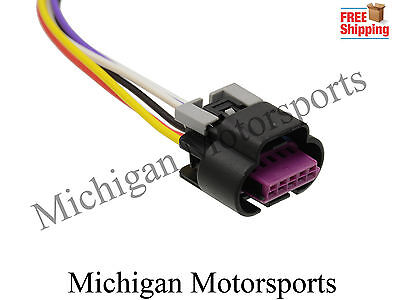 1x Connector 5-way Pigtail for PT2268 C Mass air flow Duramax with wire