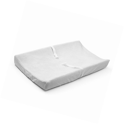 Baby Changing Mat Summer Infant Ultra Plush Changing Pad Cover Bed Contour White