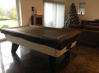 Snooker/Pool Table Cover 6Ft Made In The Uk Heavy Duty