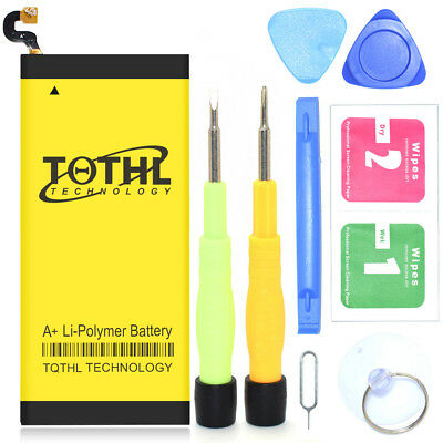 New TQTHL Samsung Galaxy S6 G920 Standard Replacement Internal Battery+Tools