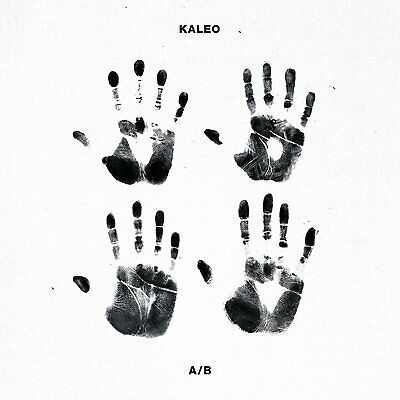 A/B by Kaleo (Iceland) (CD, Jun-2016, Atlantic (Label)) NEW Factory Sealed