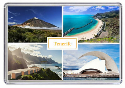 Tenerife, Spain Fridge Magnet 04