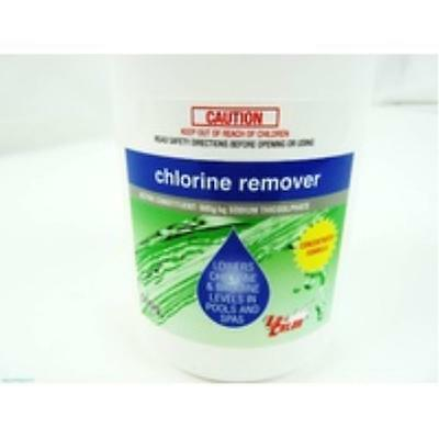 Lo-Chlor Chlorine Remover 500G Lowers CHLORINE AND BROMINE LEVELS In Pools & Spa