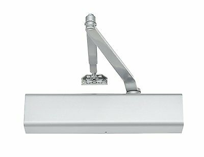 Norton Door Controls 8501XSN x 689 8500 Series Door Closer Aluminum UL10C CLOSER