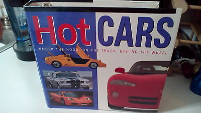 1998 IMP Hot Cars Binder Spec Sheets.  96 Pages of Cars Pictures and Specs