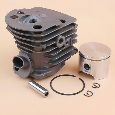New 46mm Cylinder Piston Kit for PARTNER 540, K540 Chainsaws Replace #503609102