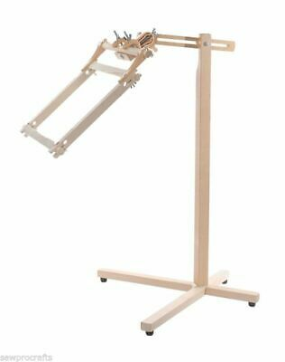 Elbesee Posilock Floor Stand - Tapestry - For Holding Frames or Embroidery Hoops