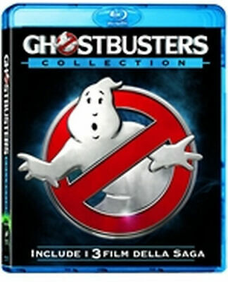 Dvd GHOSTBUSTERS - Collection - (3 Dischi) (2016) (Include i 3 Film) ......NUOVO