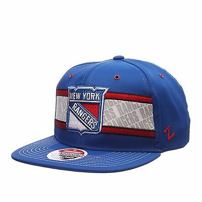 cheap for discount edab7 750c6 ... 50% off new york rangers mens zephyr epic snapback hat 64a0a dade3