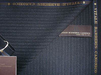 Vitale Barberis Canonico SUPER 110'S WOOL SUITING FABRIC - MADE IN ITALY- 3.4 m.