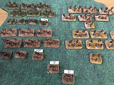 15mm Flames of War (FoW) ANZAC British Infantry Company Painted & Based