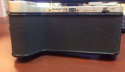 Vintage Mamiya 6x9 Roll Film Holder Made In Japan Photography