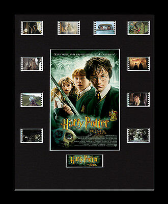 Harry Potter and the Chamber of Secrets - Framed 35mm Mounted Film Cells
