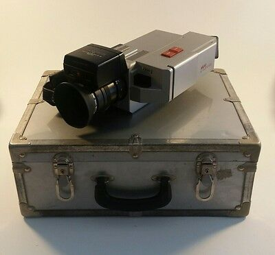 Rare Akai Vc-X1U Portable Video Movie Cameravintage Original Everything, Manuals