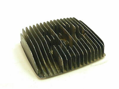 73-77 Can-Am Bombardier MX2 TNT 175 Engine Cylinder Head / Motor Top End Air Fin
