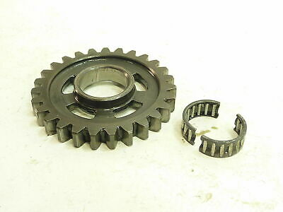 73-77 Can-Am Bombardier MX2 TNT 175 Transmission Output Shaft Gear 27T / Counter