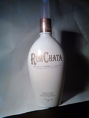 Rum Chata Display Bottle