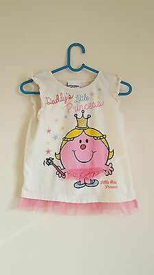Girls T Shirt from George Age 12-18 Months