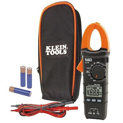 Klein Tools CL700 Digital Clamp Meter, AC Auto-Ranging, 600A -True RMS - NEW!