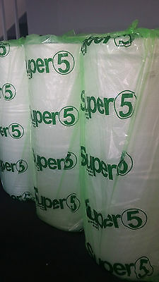 New 375mm X 100m X 4 rolls Bubble wrap - Melbourne Only