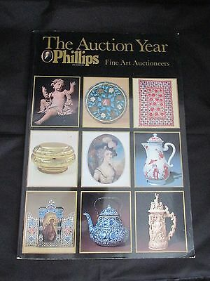 The Auction Year 1979/80 Phillips Fine Art Auctioneers cataloge