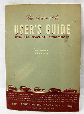 Vintage Chevrolet Dealership Advertising User's Guide Berger Chevrolet
