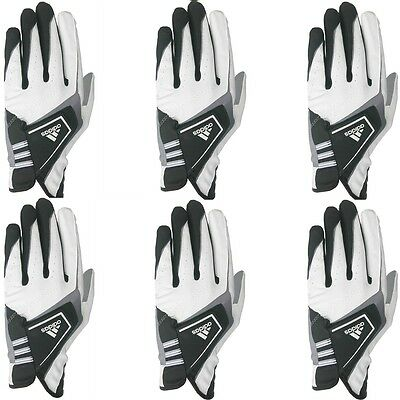 {6} Adidas Exert Mens Left Hand Golf Gloves
