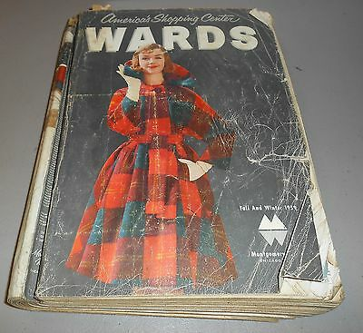 Vintage 1959  Montgomery Ward Fall & Winter Catalog with 1149 pages
