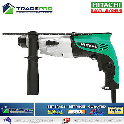 Hitachi Rotary Hammer Drill SDS 620w Professional DH22PG 2 Function with Case