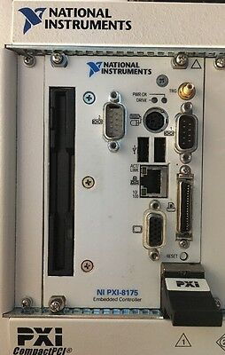 National Instruments NI PXI-8175 Embedded Controller