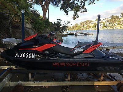 Seadoo Rxtx260 - Supercharged - 3 Seater - Sydney