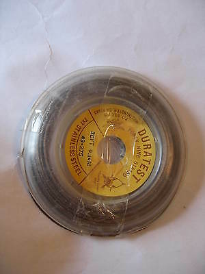 30 feet Duratest 7X7 49 Strand Stainless Steel Fishing Wire American Made
