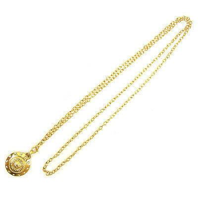 Auth Versace Necklace Medusa Ladies Men''s Yes used J19005