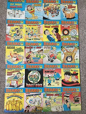 Beano Comic Library Collection Bundle Of 20 (#4)