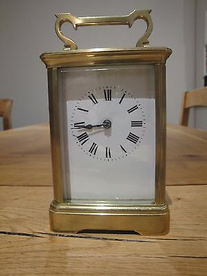 Antique Chiming French Carriage Clock