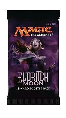 1¥t9     10 Packs MTG Eldritch Moon Booster Pack Magic the Gathering Brand New