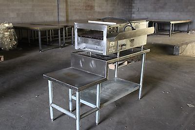 sandwich oven with hood used restaurant equipment electric