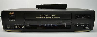 JVC HR-VP646U  VCR VHS Video Cassette Recorder Player HiFi with Remote