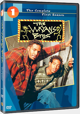 The Wayans Bros.: 1990s Comedy TV Series Complete Season 1 Box / DVD Set NEW!
