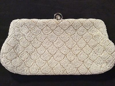 Vintage Hand Purse Made In France By Hand Walborg