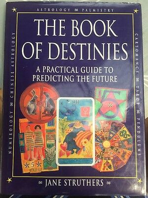 The Book of Destinies by Jane Struthers (Hardback/Dustjacket, 1997)