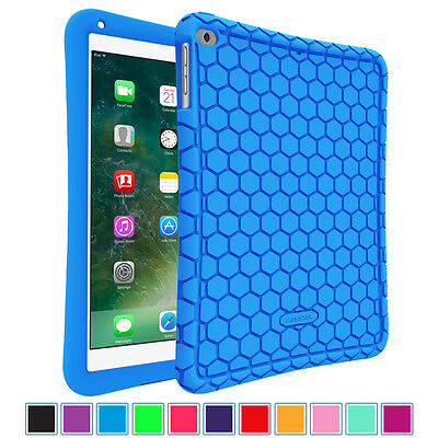 """For iPad 6th Gen 9.7"""" 2018 / 5th Gen 9.7"""" 2017 Case Shock Proof Silicone Cover"""
