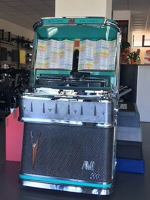 "JUKEBOX AMI 200 ""FASCIONE"" jukeboxe juke box no seeburg no continental"