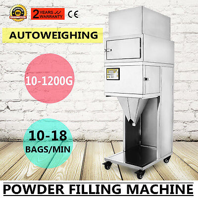 Powder Filling Filler Machine Packaging Machine Automatic 201 Stainless Steel