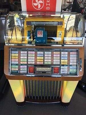 "JUKEBOX SEEBURG 100 QUELLO DELLA SERIE  ""HAPPY DAY"" jukeboxe no AMI"