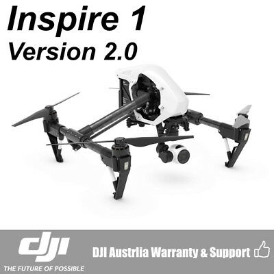 DJI Inspire 1 V2.0 Drone with Integrated Camera (Single Remote) [AU Stock]