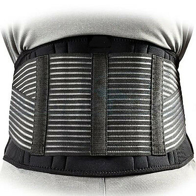 AU Magnetic Waist Lumbar Belt Brace for Lower Back Pain Relief Therapy Supports