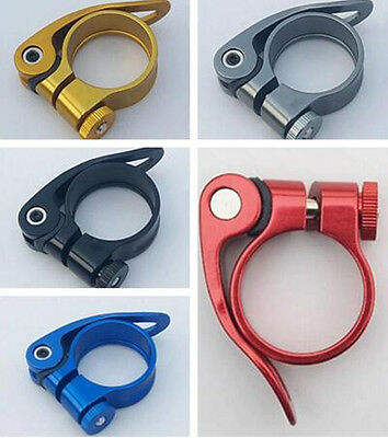 Post Cycling Release 1PC Quick Quick Clamp Fashion Saddle Hot New Seat Bike